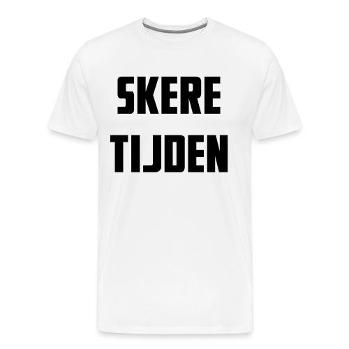 T-shirt SKERE TIJDEN - Men's Premium T-Shirt