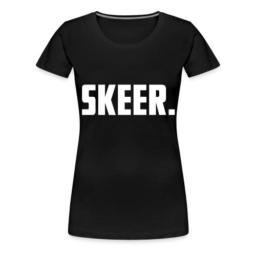 T-shirt SKEER. - Women's Premium T-Shirt