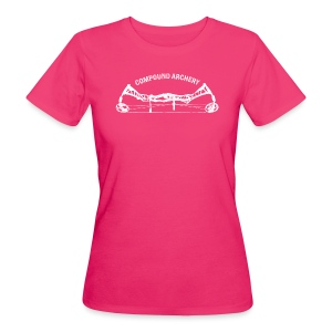 Frauen T-Shirt - Compound Archery - Frauen Bio-T-Shirt