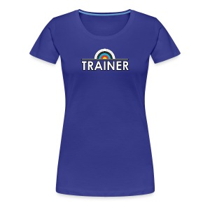 Frauen T-Shirt - Trainer im Bogensport - Frauen Premium T-Shirt