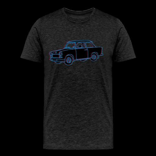 Trabi 3D - Männer Premium T-Shirt
