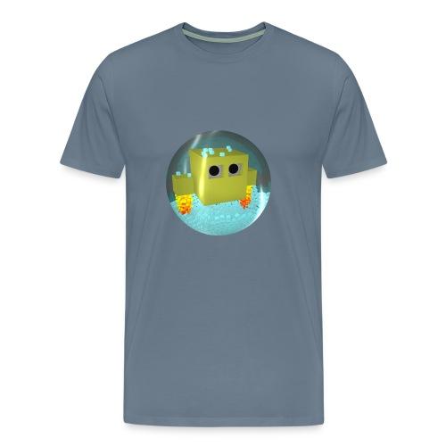 Tap The Pixel - Bademeister - Männer Shirt - Männer Premium T-Shirt