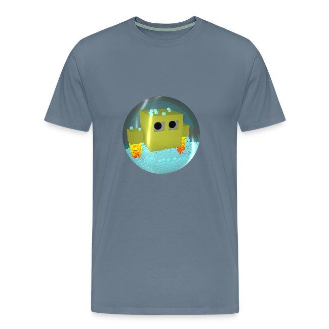 Tap The Pixel - Bademeister - Männer Shirt