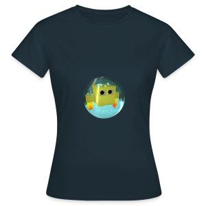 Tap The Pixel - Bademeister - Frauen Shirt - Frauen T-Shirt
