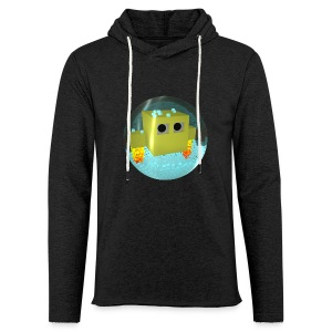 Tap The Pixel - Bademeister - Unisex Hoodie - Leichtes Kapuzensweatshirt Unisex