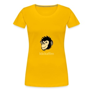 Klickaffen Studio Shirt - female - Frauen Premium T-Shirt