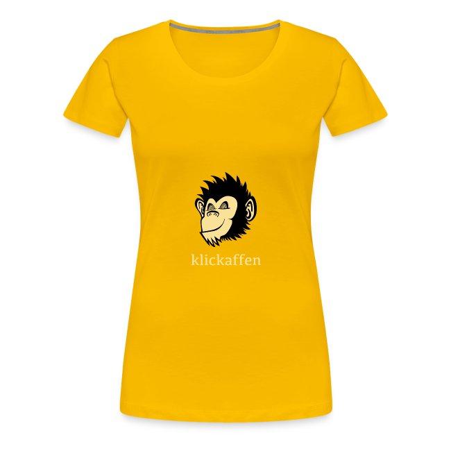 Klickaffen Studio Shirt - female