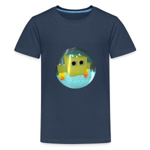 Tap The Pixel - Bademeister - Teenager Shirt - Teenager Premium T-Shirt