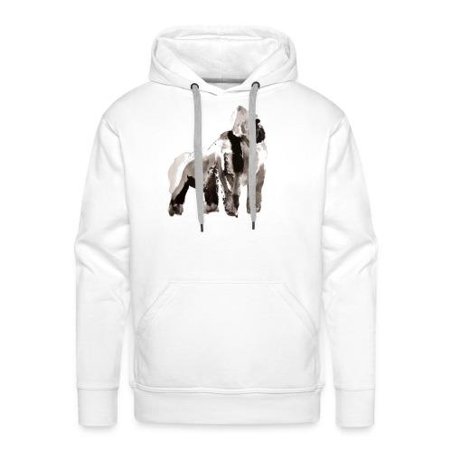 Silverback Mens' Hoodie - Mannen Premium hoodie