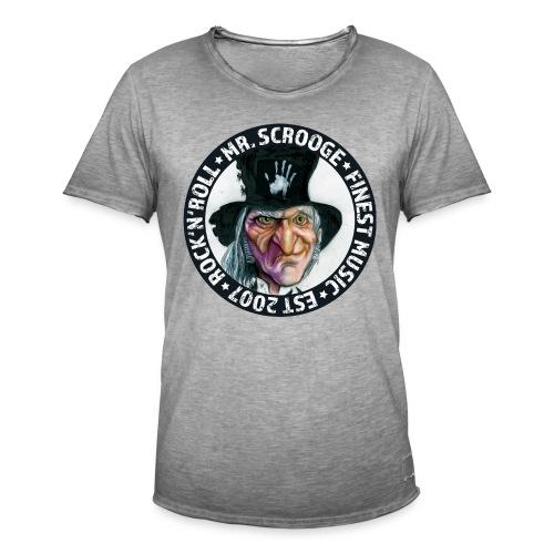 Shirt Vintage für Burschen in verschiedenen Farben - Männer Vintage T-Shirt