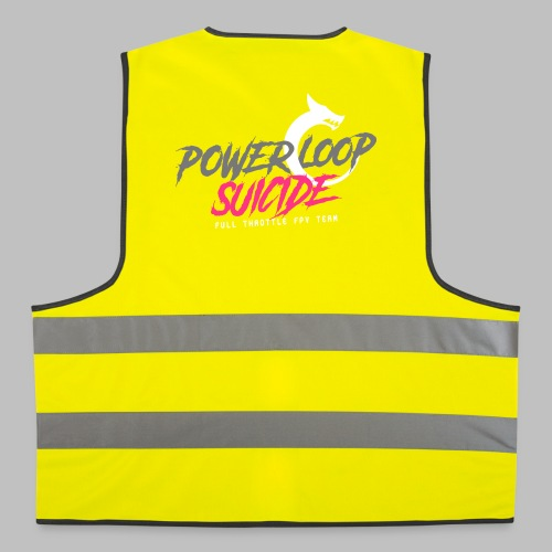 PLS - PowerLoop Suicide FPV Team SecurityShirt - Gilet de sécurité