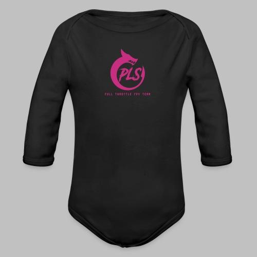 PLS - PowerLoop Suicide FPV Team BabyShirt - Body bébé bio manches longues