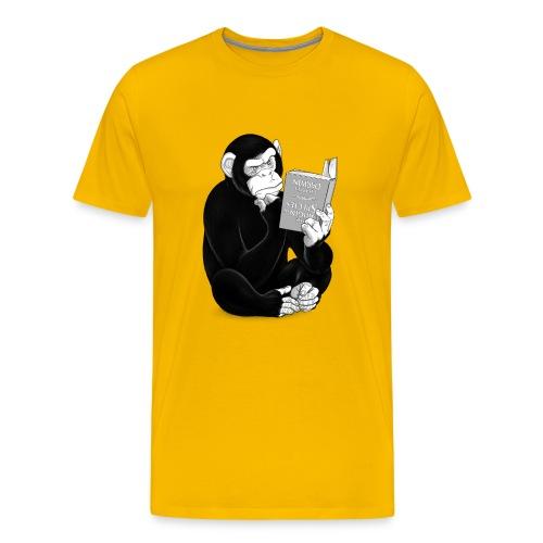 Origin of Species - Men's Premium T-Shirt
