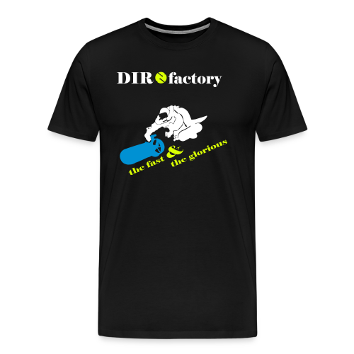 Scooter Edition Vol 3 - the fast & the glorious - Männer Premium T-Shirt