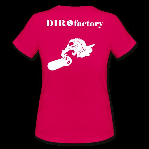 HAMMERPREIS!!! - wmn Scooter Edition Basicshirt 1 - Frauen T-Shirt