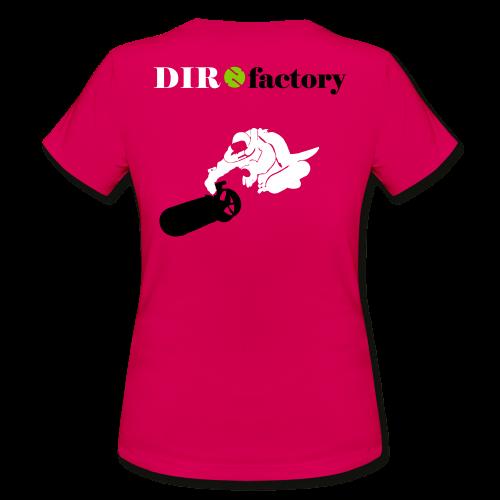 HAMMERPREIS!!! - wmn Scooter Edition Basicshirt 3 - Frauen T-Shirt
