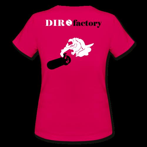 HAMMERPREIS!!! - wmn Scooter Edition Basicshirt 2 - Frauen T-Shirt