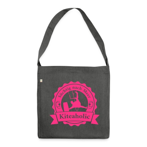 Kiteaholic Tasche - Schultertasche aus Recycling-Material