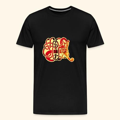 Norse Horse - Männer Premium T-Shirt