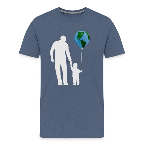 tee shirt pere et fils planete gr ts h premium yetishirts yeti shirts t shirt. Black Bedroom Furniture Sets. Home Design Ideas