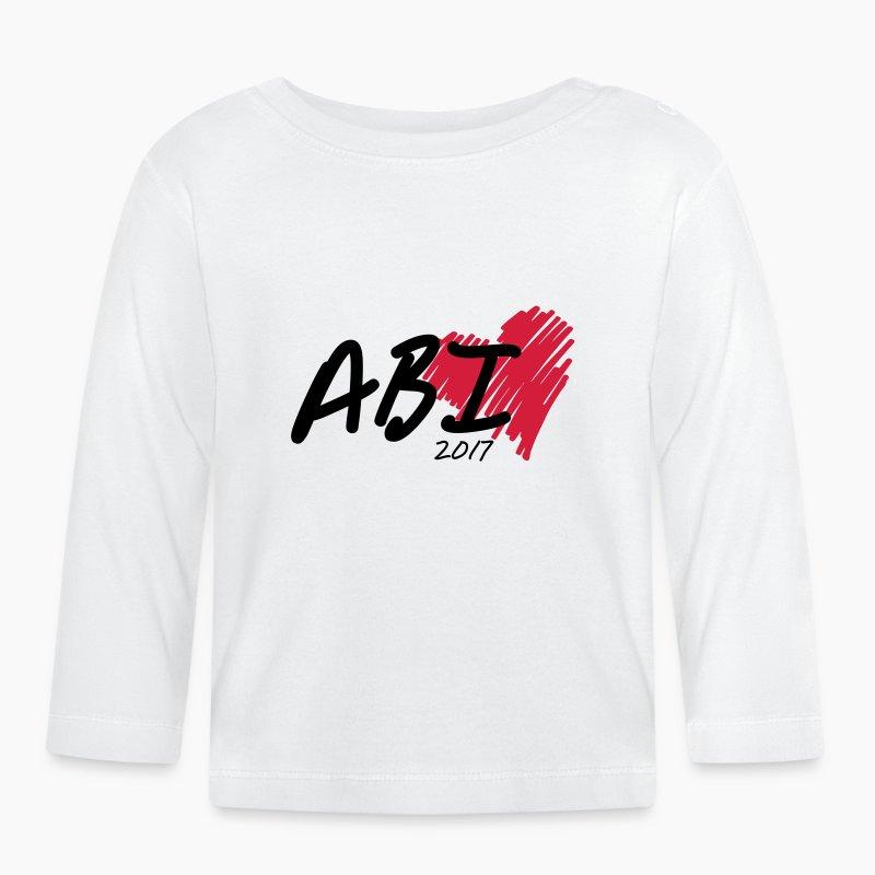 abitur 2017 baby langarmshirt spreadshirt. Black Bedroom Furniture Sets. Home Design Ideas