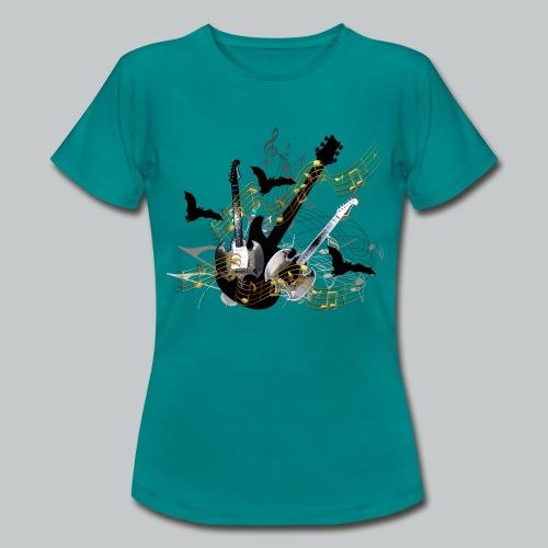 Dark Rock Fan - Frauen T-Shirt