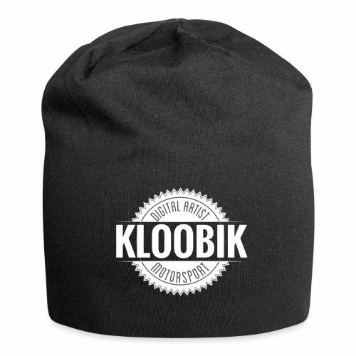 Kloobik, digital artist - Bonnet en jersey