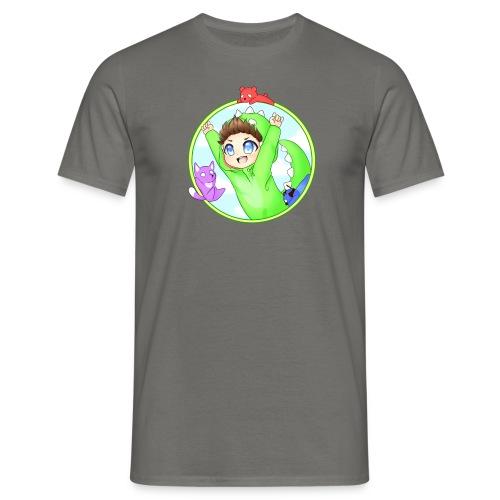 Normal   Männer   Dinofy - Männer T-Shirt