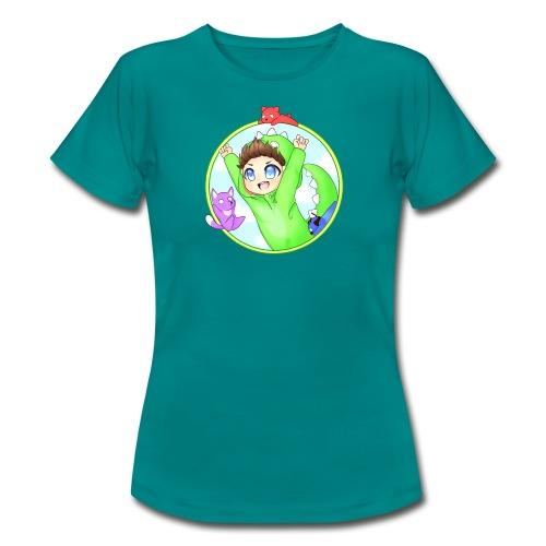 Normal   Frauen   Dinofy - Frauen T-Shirt