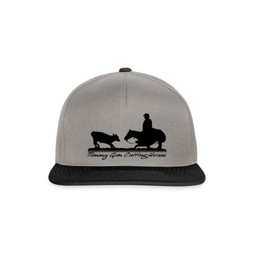 Tommy Gun  Cutting Horses - Snapback Cap