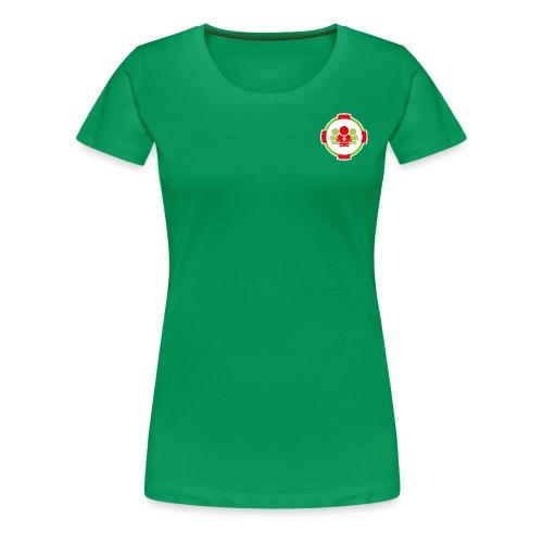 SSD CvBG (Frau) - Frauen Premium T-Shirt