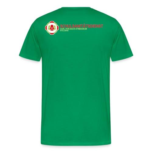 SSD CvBG (Mann) - Männer Premium T-Shirt