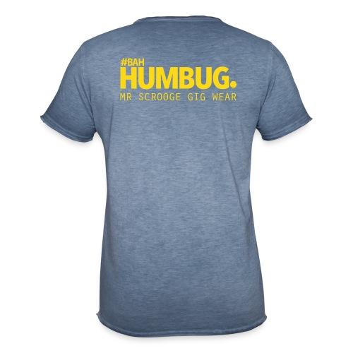 Shirt Vintage für Burschen Herzenssache - Männer Vintage T-Shirt