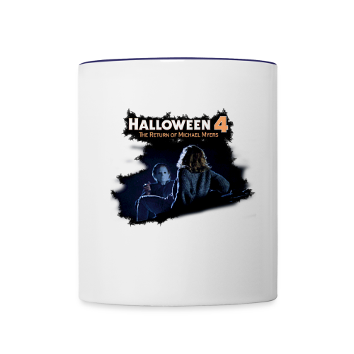 HALLOWEEN 4 - RACHEL - Tasse zweifarbig - Tasse zweifarbig