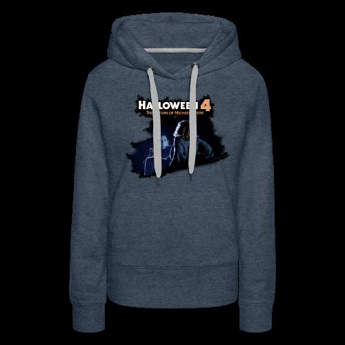 HALLOWEEN 4 - RACHEL - Frauen Premium Kapuzenpullover - Frauen Premium Hoodie