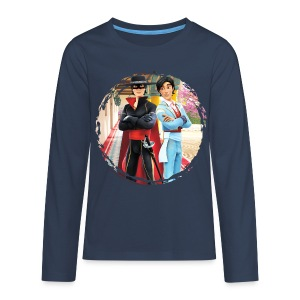 Zorro The Chronicles Zorro und Diego - Teenager Premium Langarmshirt