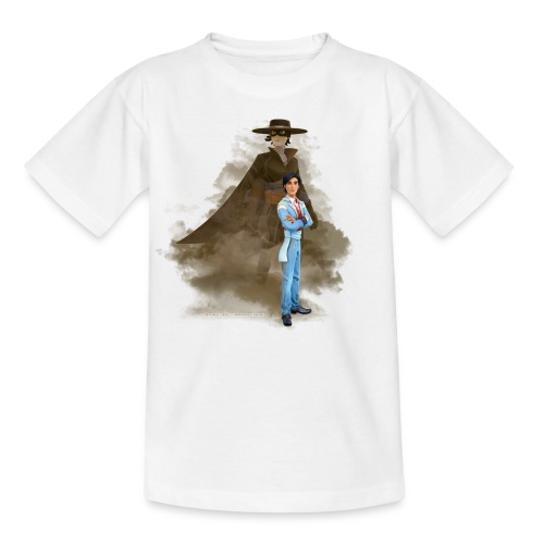 Zorro The Chronicles Zorro Diego Mythos - Kinder T-Shirt
