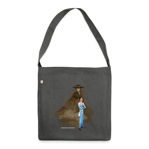 Zorro The Chronicles Zorro Diego Mythos - Schultertasche aus Recycling-Material