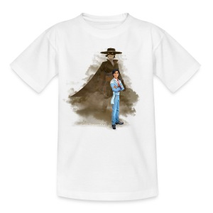 Zorro The Chronicles Zorro Diego Mythos - Teenager T-Shirt
