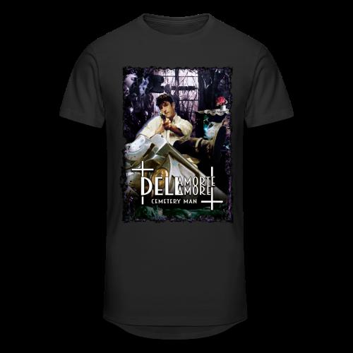 DELLAMORTE - Männer Urban Longshirt - Männer Urban Longshirt