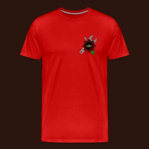 [2016] Shirt mit Gardenlogo bis 5XL - Männer Premium T-Shirt