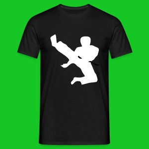 Karate heren t-shirt - Mannen T-shirt
