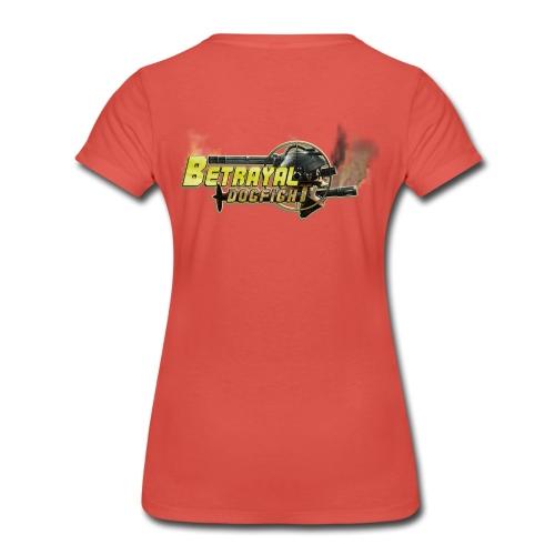 DOGFIGHT - T-shirt Premium Femme