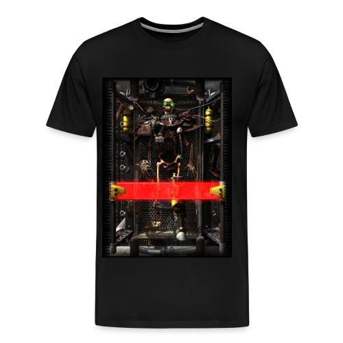 Autopsie - T-shirt Premium Homme