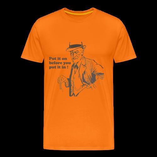 Dr Freud said - T-shirt Premium Homme