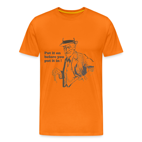 Dr Freud said - T-shirt Premium Homme
