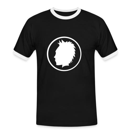 Punk - Männer Kontrast-T-Shirt