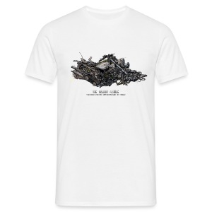 HELLISH 43WC - T-shirt Homme