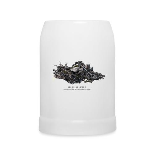 HELLISH 43WC - Chope en céramique