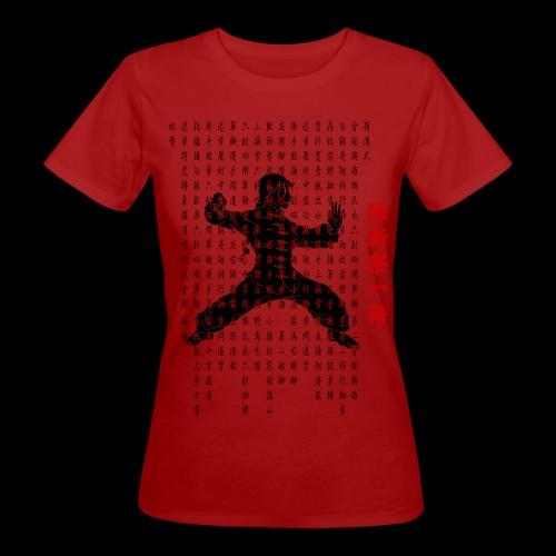 Chen Girl - Frauen Bio-T-Shirt